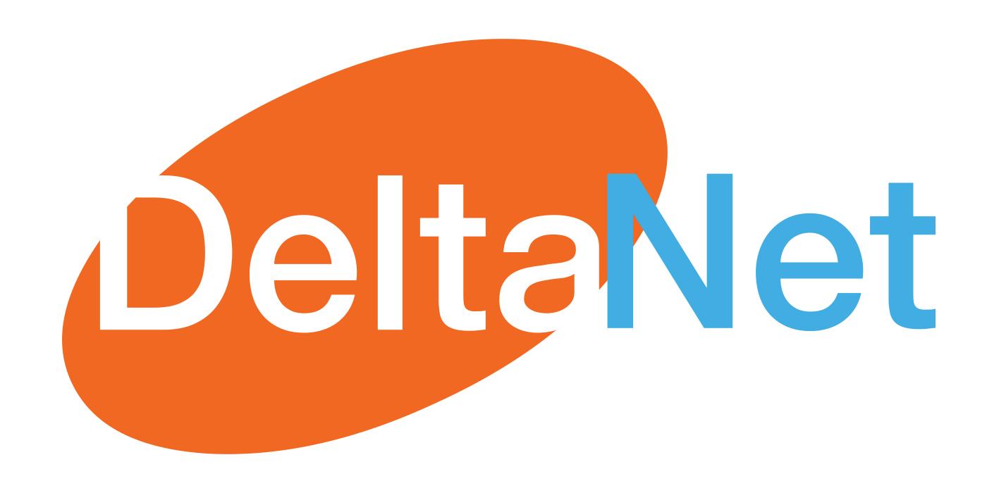 Delta Net Logo