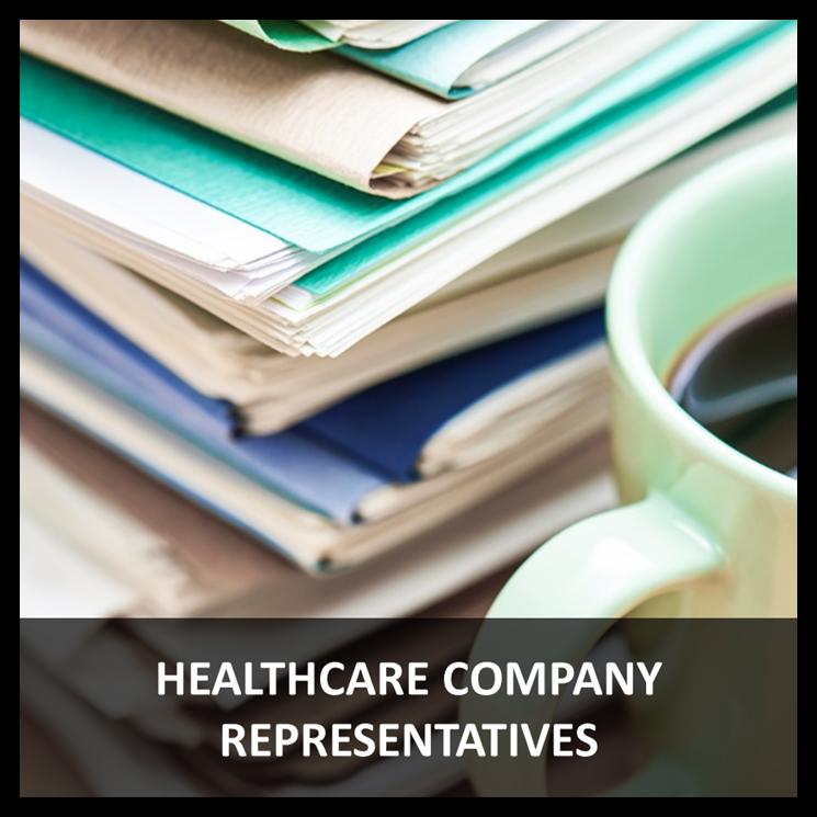 Healthcare Company Representatives Information