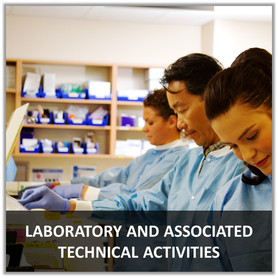 Laboratory and Associated Technical Activities NOS Link