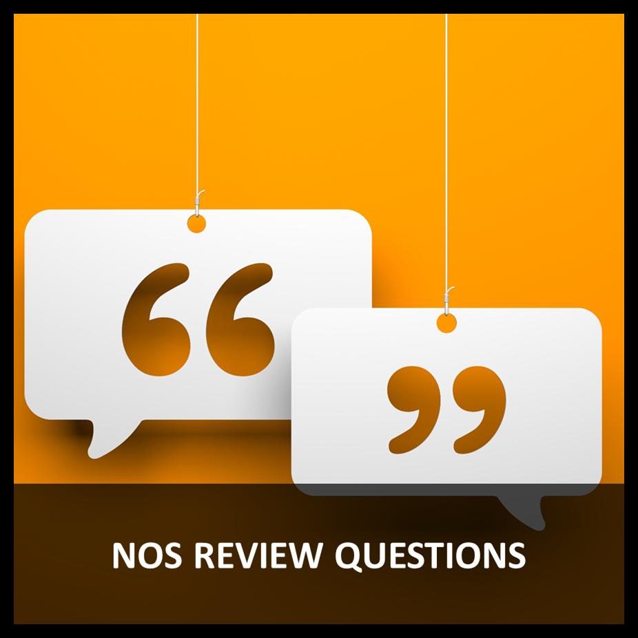 NOS Review Questions NOS Link