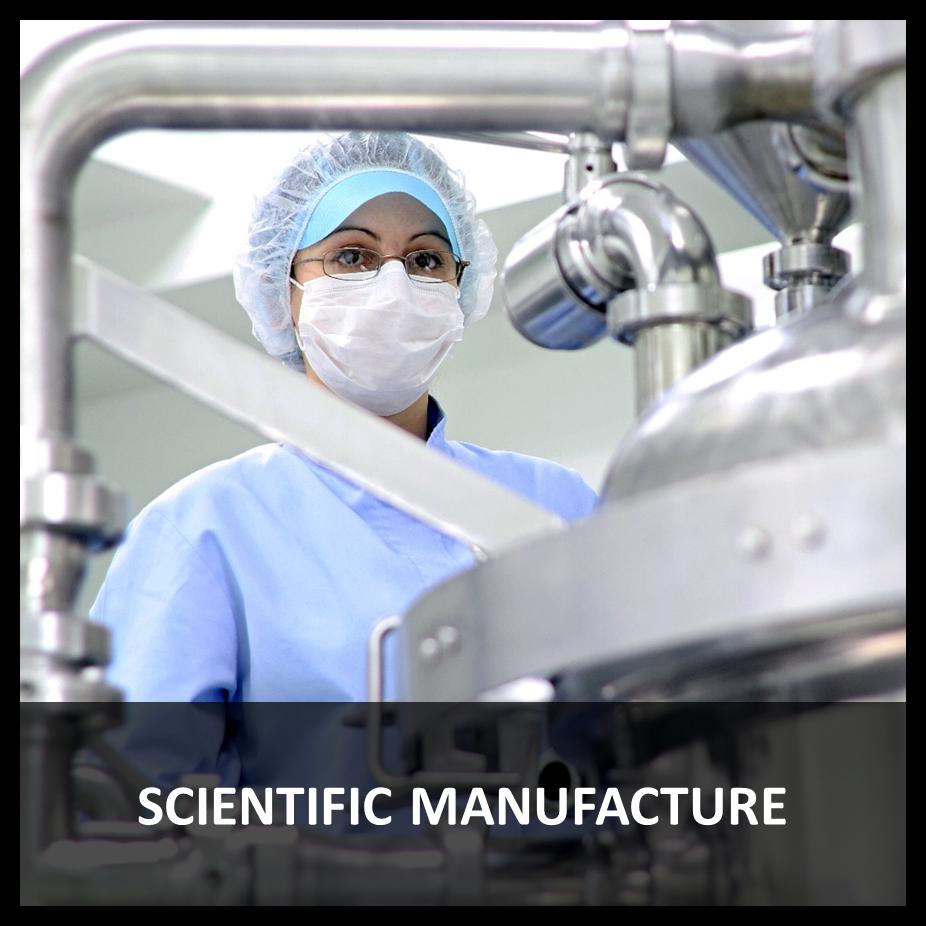 Scientific Manufacture NOS Link