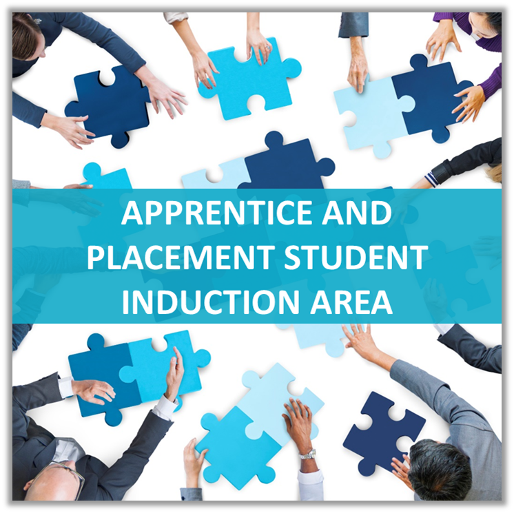 Apprentice and Placement Student Induction Area